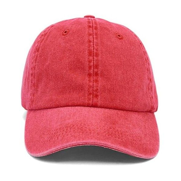 b0e73bb142025 Forever21 Active Faded Baseball Cap ( 7.90) ❤ liked on Polyvore featuring  accessories