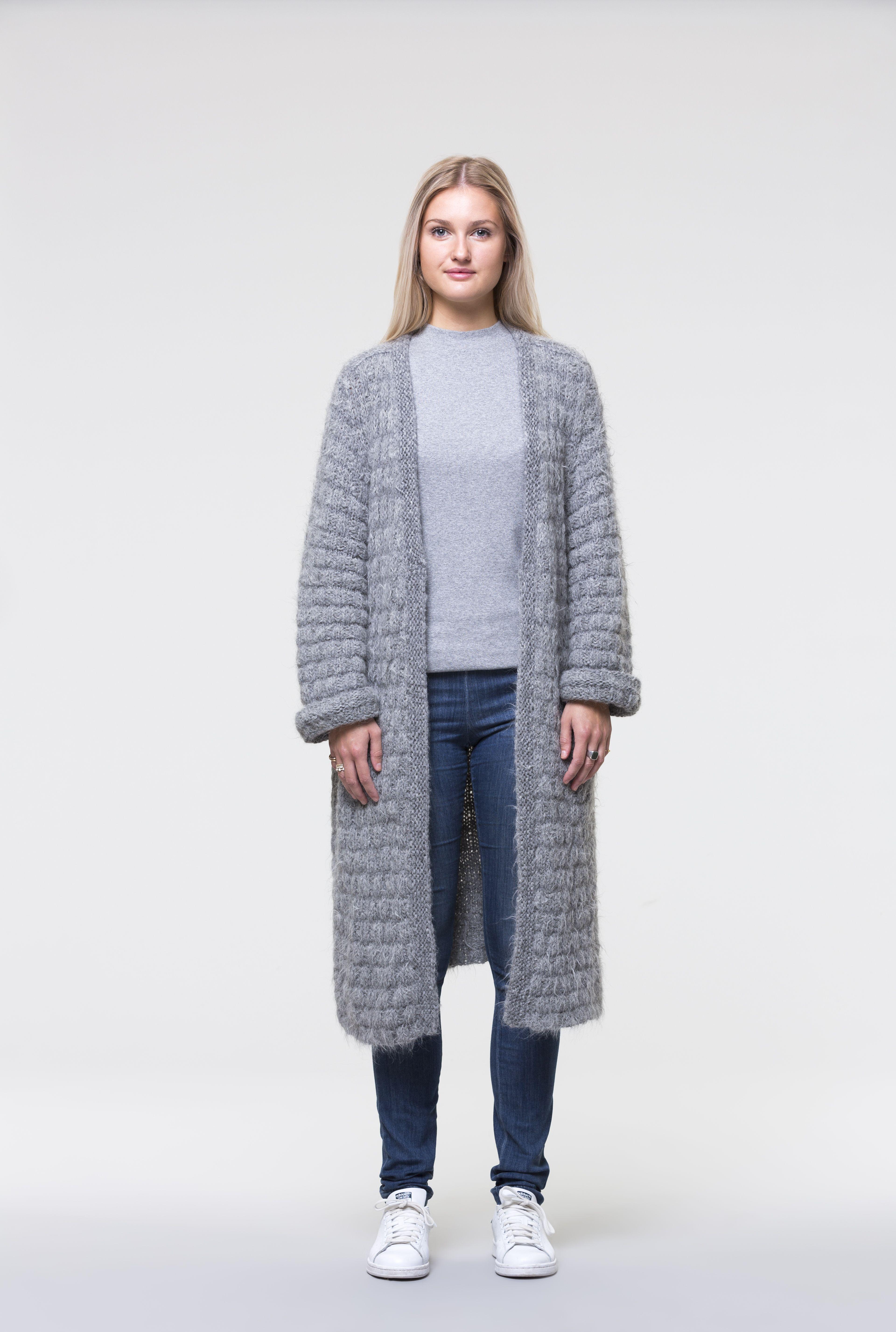 34991e52fdf Marthejakken PDF – SKAPPEL   Love knitting and crochet!   Strik
