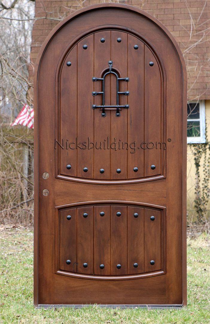 Teak Exterior Doors Front Door