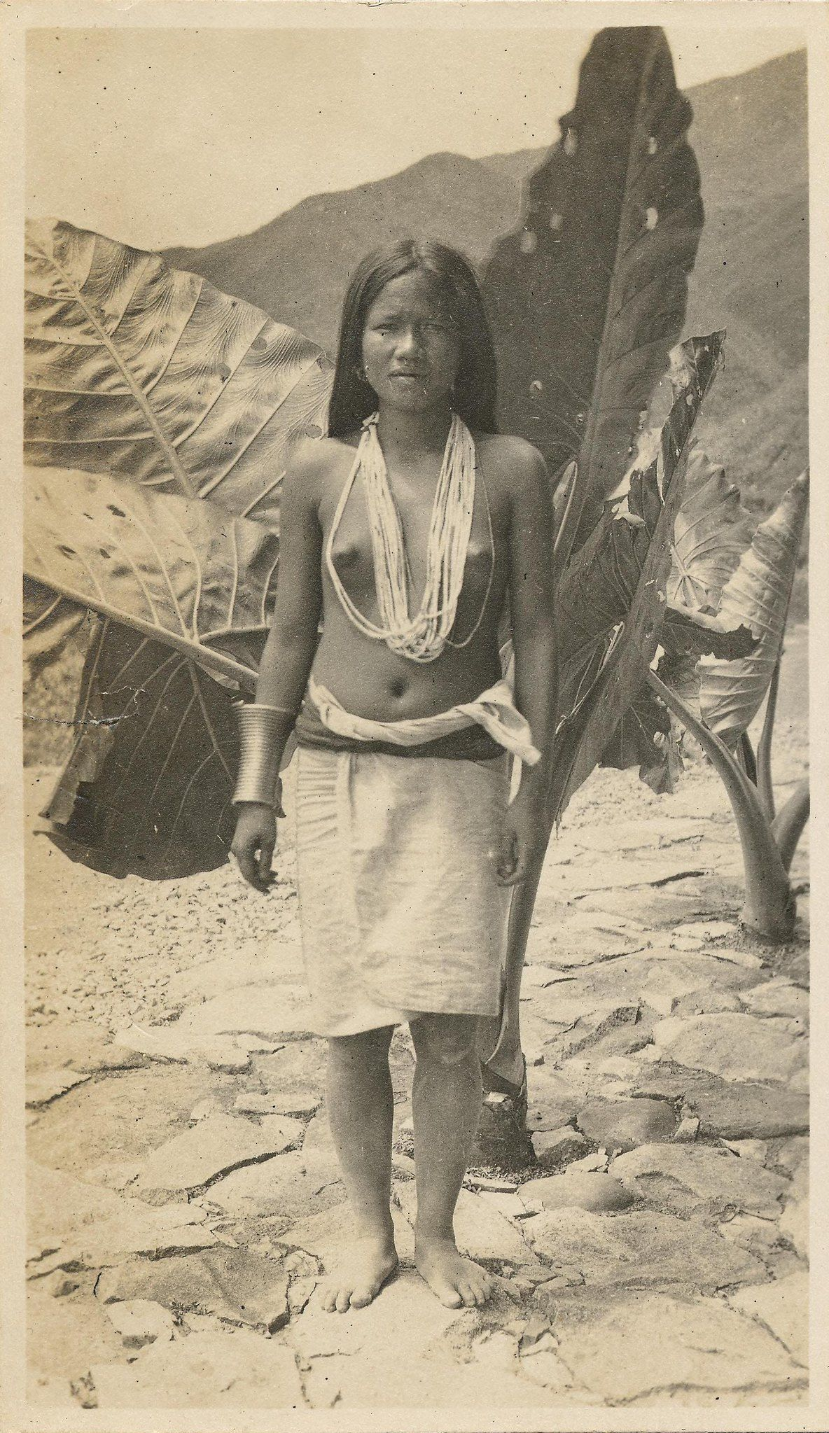 Beautiful women from over 100 years ago as seen on vintage