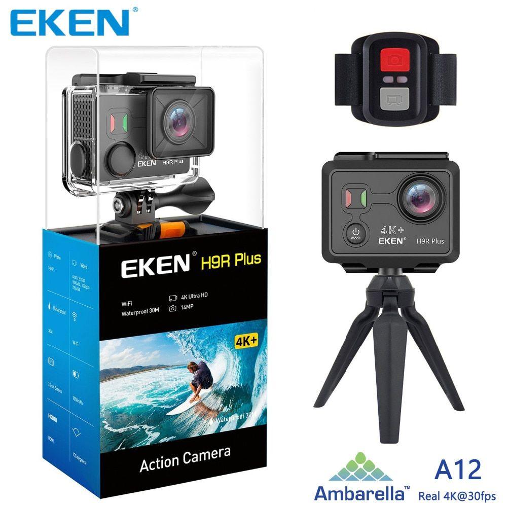Original EKEN H9 H9R Plus wifi Action Camera Ambarella A12