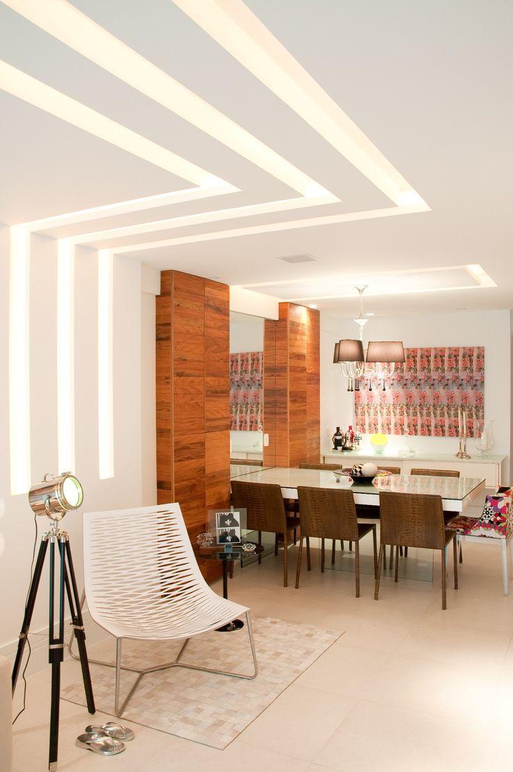 Sancas De Gesso Drywall Pinterest Ceiling Ceilings And Light  -> Decoracao De Gesso Em Salas