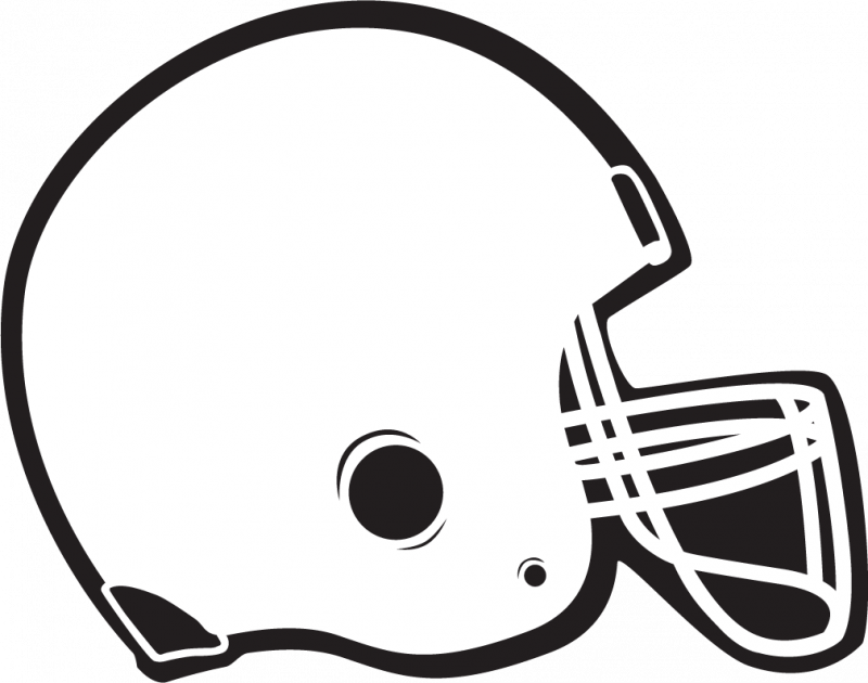 Football Helmet Clip Art Clipart Best Football Helmets Football Locker Decorations Football Decal