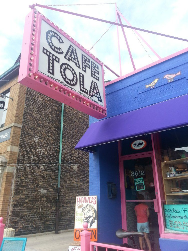 Cafe Tola Gotta Try This Place On Addison And Southport