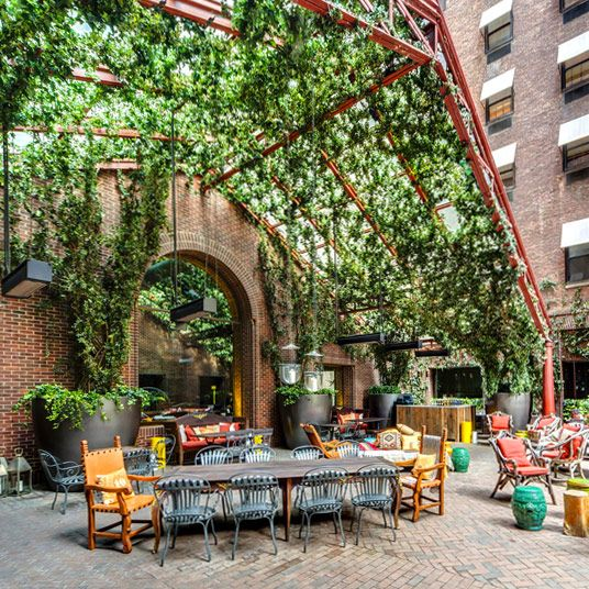Hudson Hotel NYC. A Boutique Hotel in Midtown. New York ...