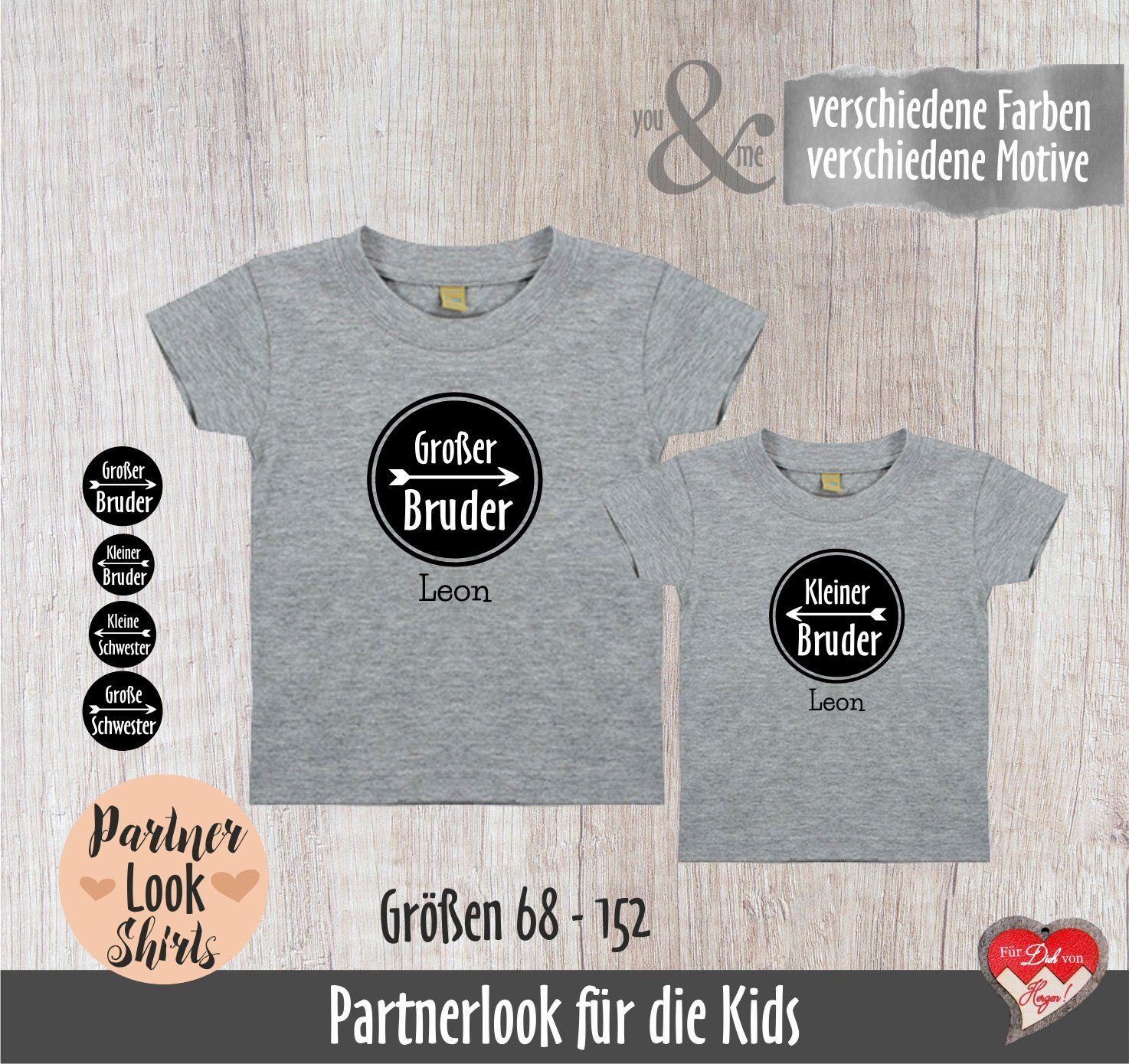 Sister Geschwister Familie Liebe //2 Partner Hoodies Grosse Kleine Schwester