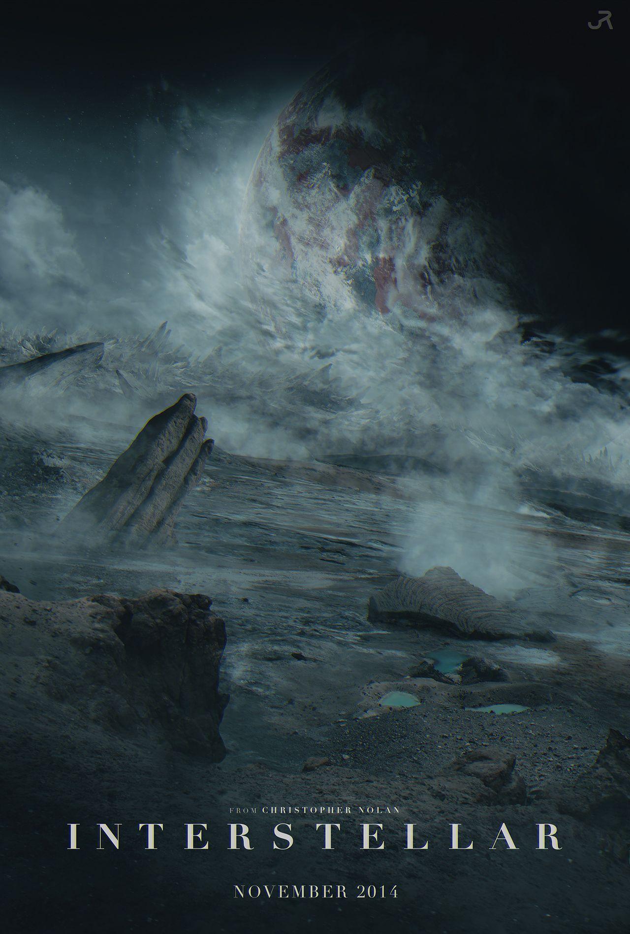 Interstellar Planet 01 By Visuasys On Deviantart Interstellar Interstellar Film Interstellar Posters