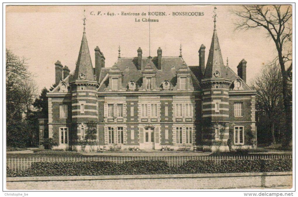 Rouen chateau - Delcampe.net