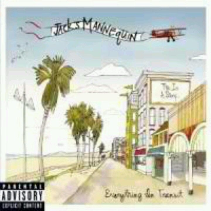 I Wake Up To Find It S Another Four Aspirin Morning And I Dive In Jack S Mannequin Jack S Mannequin Andrew Mcmahon