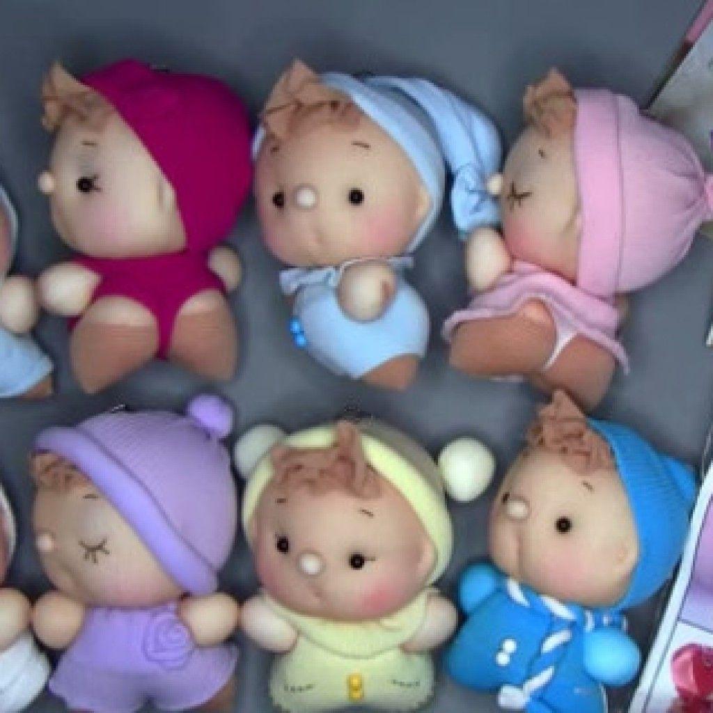 Doll toys images  Японские пупсы из капроновых носок видео и фото игрушек  Поделки