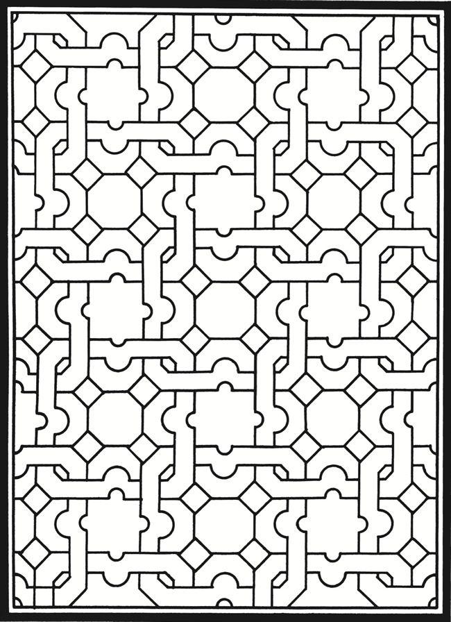 Pin von Regina Mansens auf coloring | Pinterest | Mosaik ...