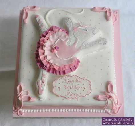 Preparing the Greatest Angelina Ballerina Party Ever ...