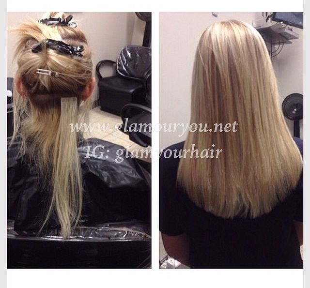 Hotheads hair extensions glamouryou my work hotheads hair extensions glamouryou pmusecretfo Images