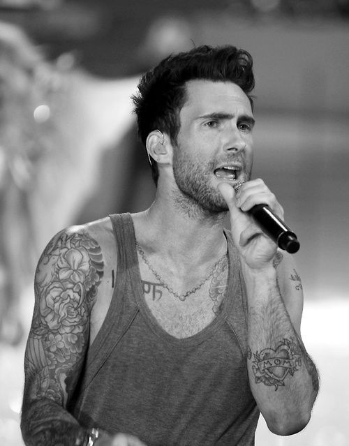 The Fittest Celebrity Bodies Of 2014: Such A Passionate Singer I Love It!!