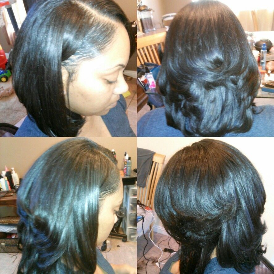 Full Head Weave Sew In Cut And Layered 9513749981 Shante Beauty Fb