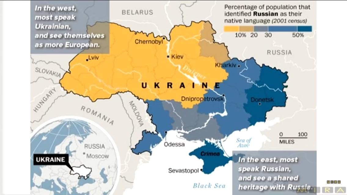 Russian and ukrainian speakers in ukraine maps pinterest russian and ukrainian speakers in ukraine gumiabroncs Images