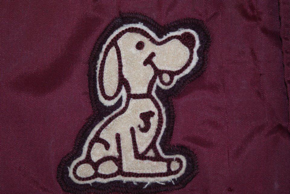 Yup...Snoopy was our High School Mascot High school