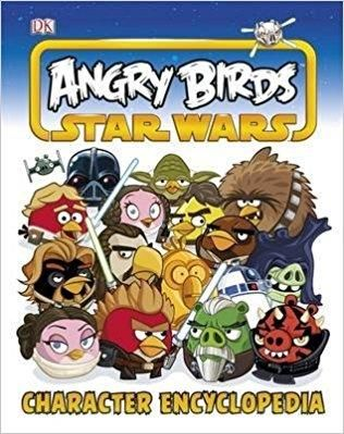 tlcharger angry birds star wars character encyclopedia by author - Angry Birds Gratuit