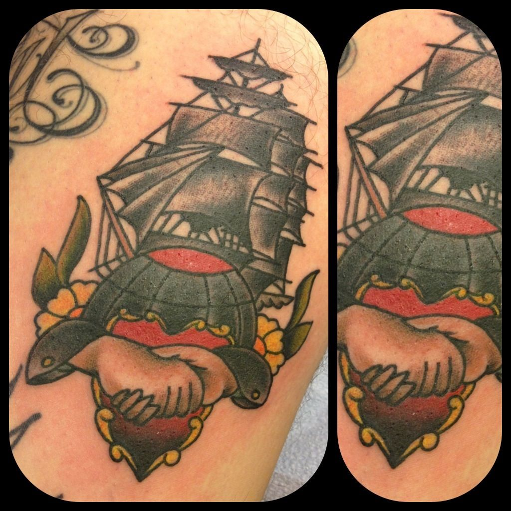 Drew linden 2012 master tattoo san diego ca tattoo