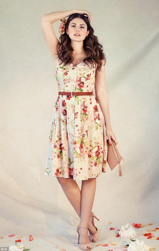 Gok Wan unveils floral inspired range for Tu | Gok wan, Sainsburys ...