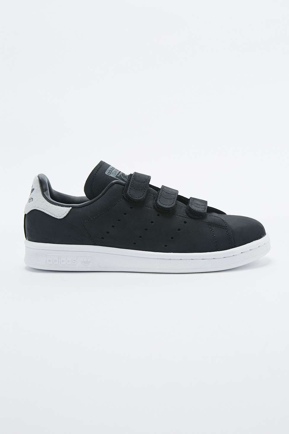102386ed245f adidas Originals - Baskets Stan Smith à scratch noires | ootd's ...
