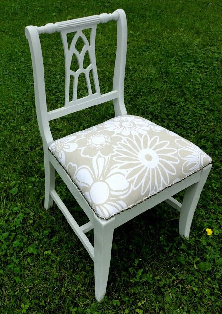 How To Reupholster A Chair: An Easy Step-by-step Tutorial