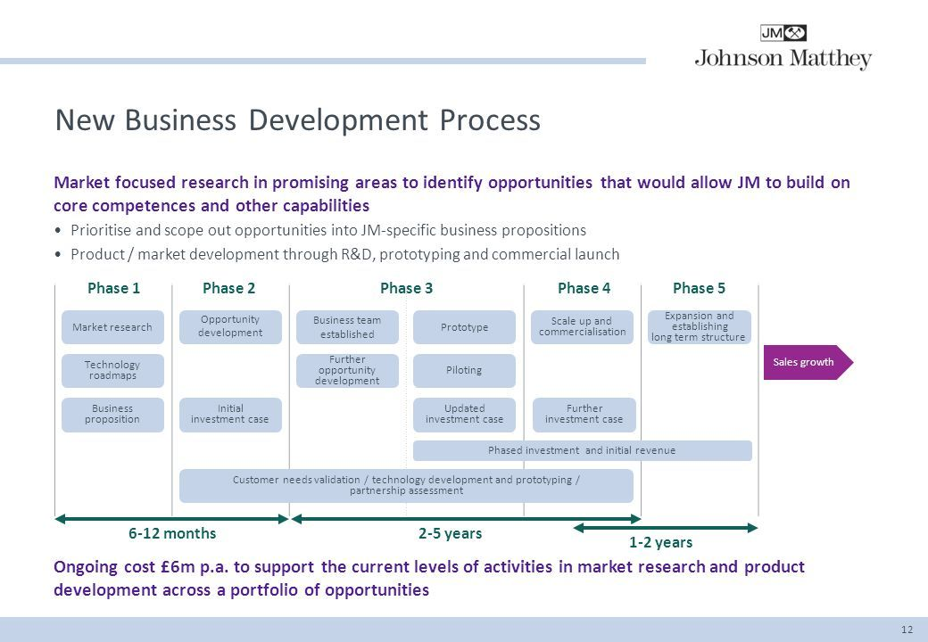 Image result for new business development process New Business - iq chart template
