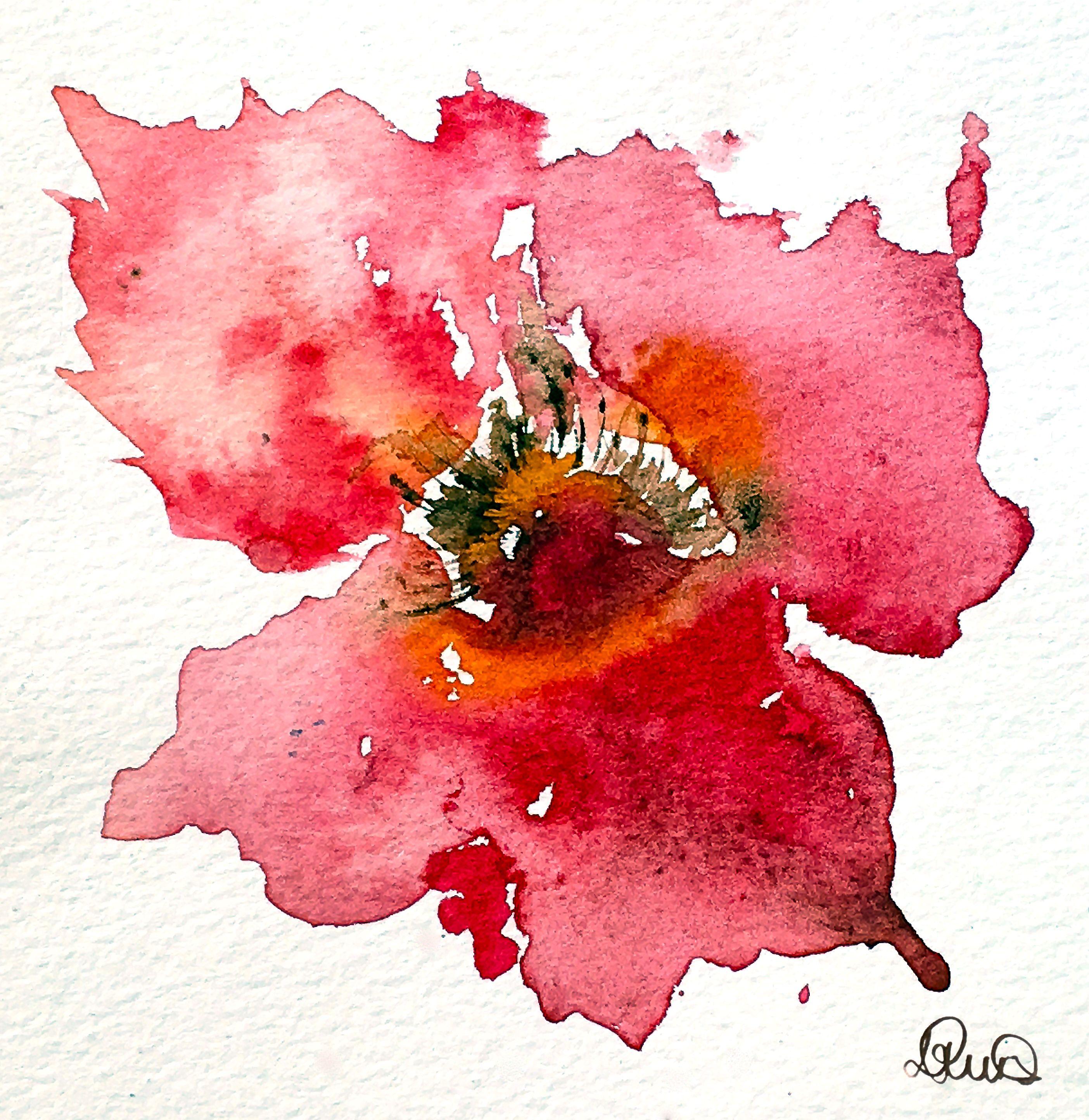 Httpsetsyuklisting510635296watercolor Flower Print
