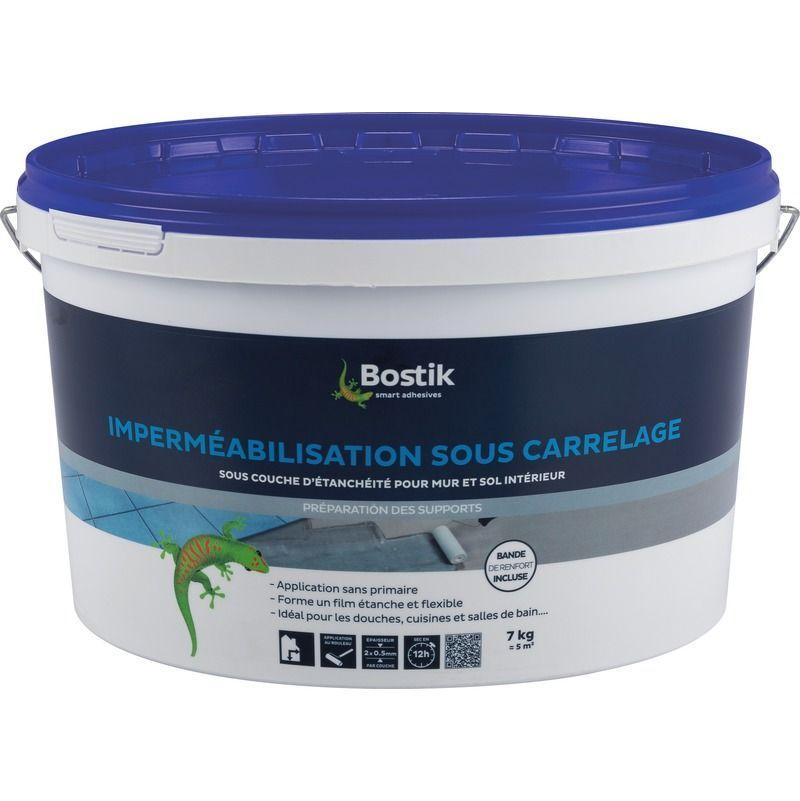 Impermeabilisation Sous Carrelage Bostik Seau Plastique 7 Kg Basement Laundry Basement Renovations Vaseline Bottle