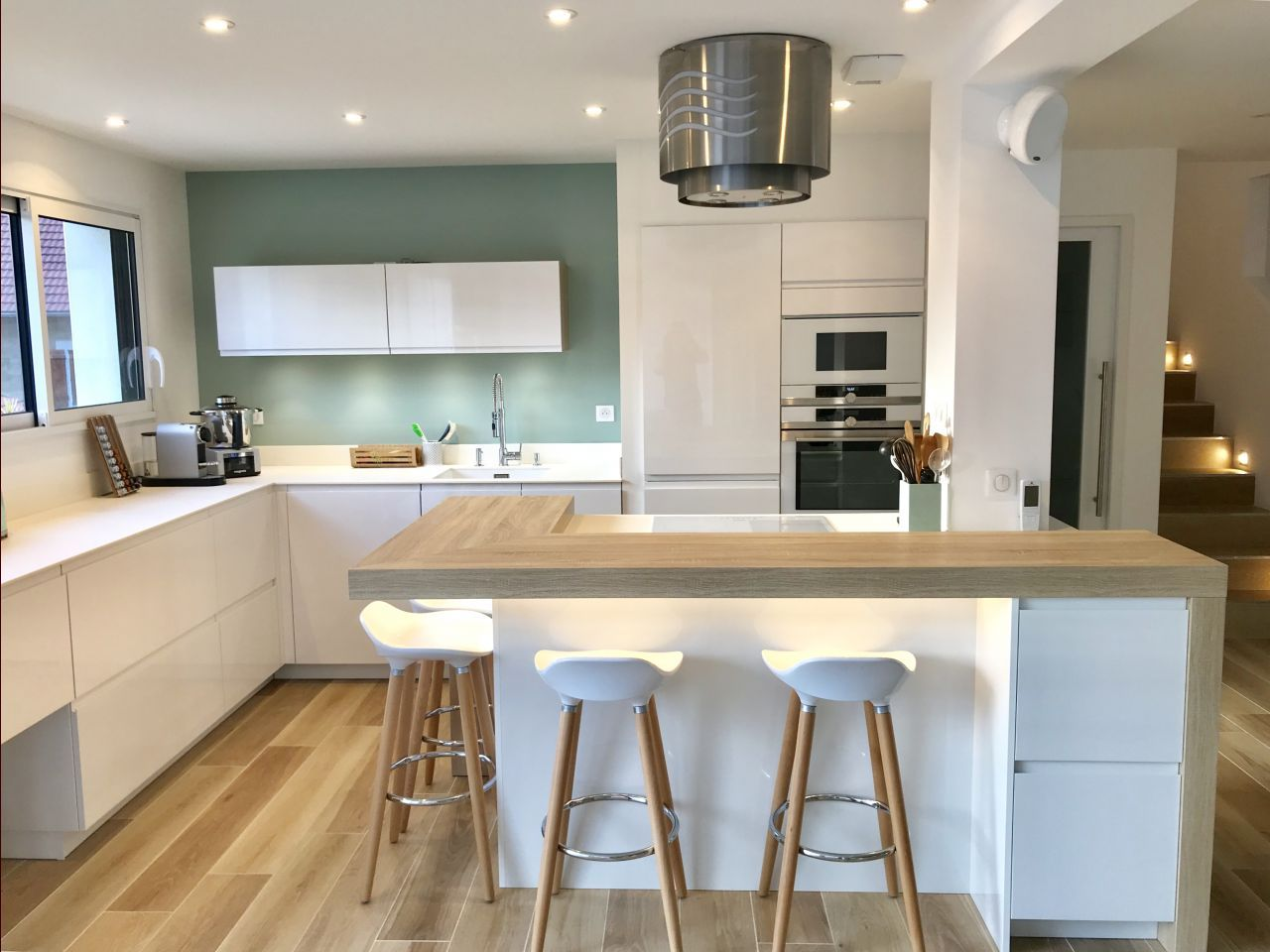 Cuisine Mobalpa Cuisine Pinterest Kitchens Interiors And House