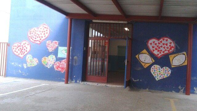 Los trabajos de los alunnos dwl cp Peru