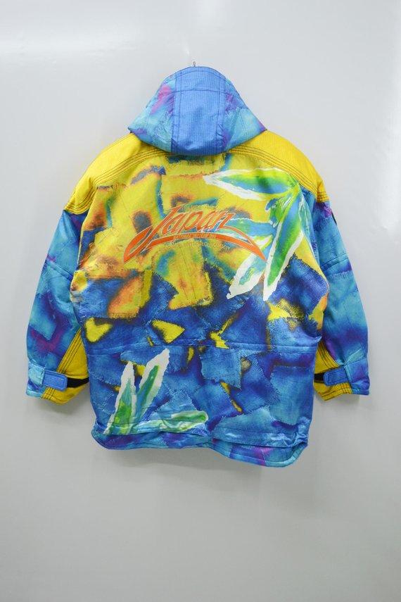 428c91944 STUNNING!!! JAPAN National Ski Team Descente Jacket Vintage 90's ...