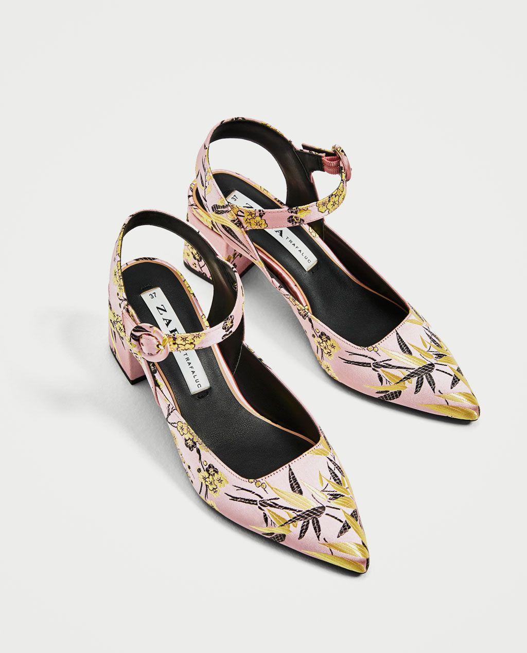 faad8eb5b Sapatilhas Lindas, Calcanhar, Sapatos, Mulher, Sapatos De Pump, Sapatos De  Salto