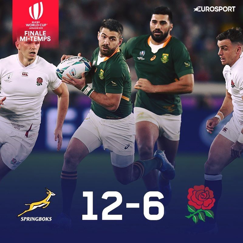 Rugby Rwc2019 England Southafrica Final Avec Images