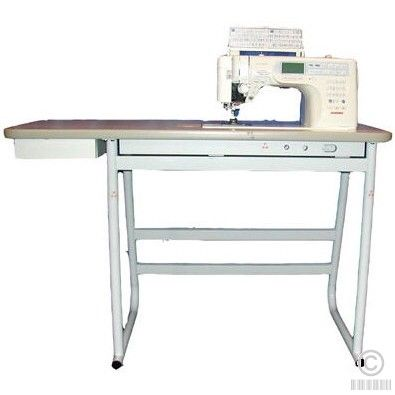 White Table Stand for Janome 1600p - 6600p - Sewing Machine Sales ...