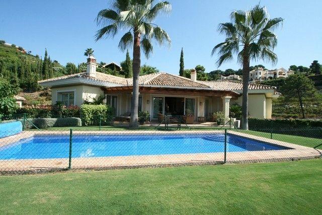 Villa for Rent in La Zagaleta, Costa del Sol