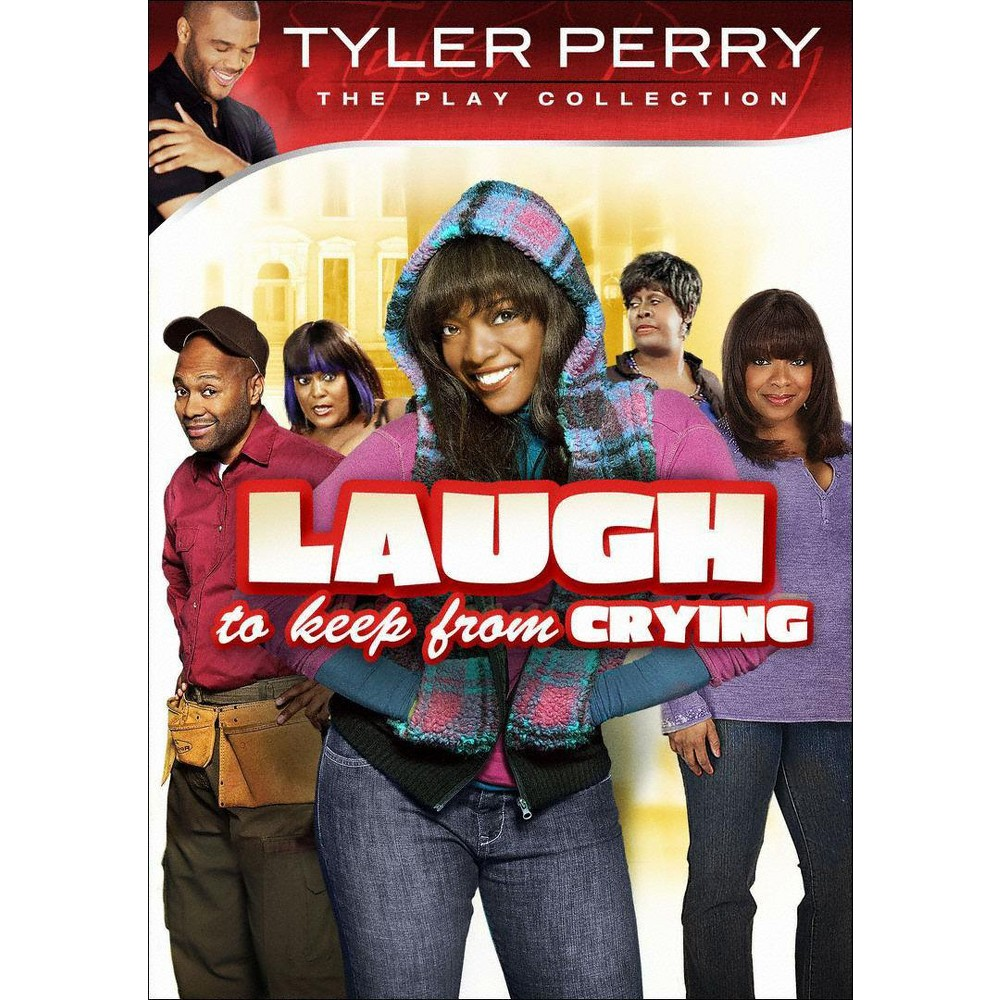 laugh to keep from crying (dvd_video) | crying and products