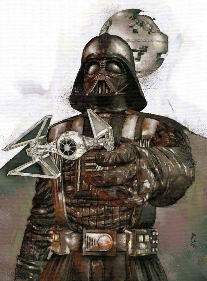 Star Wars: Darth Vader by Marco Turini *