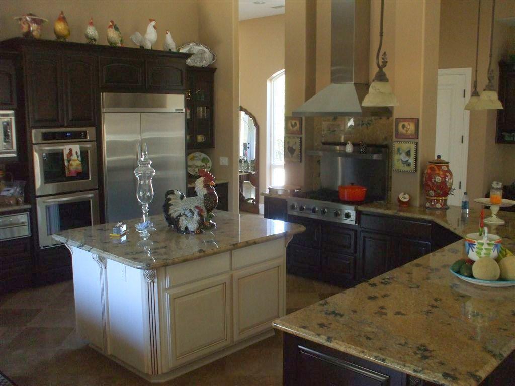 Benutzerdefinierte Küche Schränke Küche Bodenbelag Luxus ...