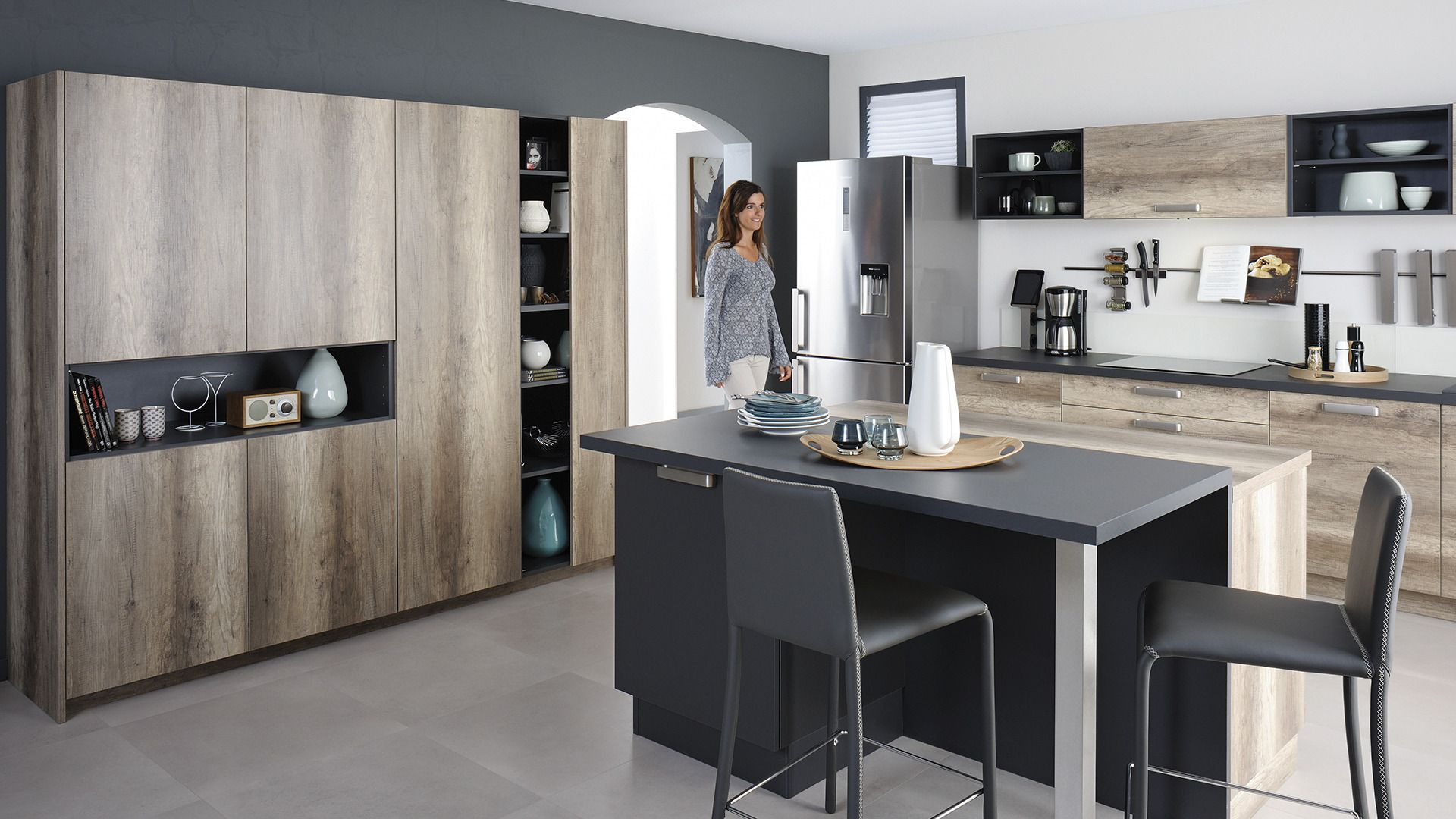 Epingle Par Anyitka Gnagy Sur Kitchens Dining En 2020