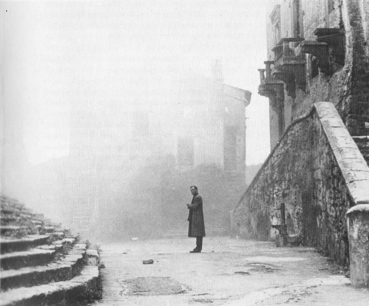 This is all I have to go on: The Cinema of Andrei Tarkovsky Mark Le Fanu ISBN 0-85170-193-0