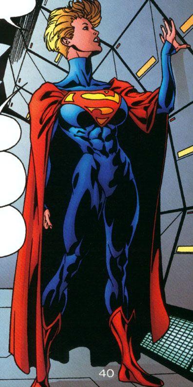 Supergirl elseworld