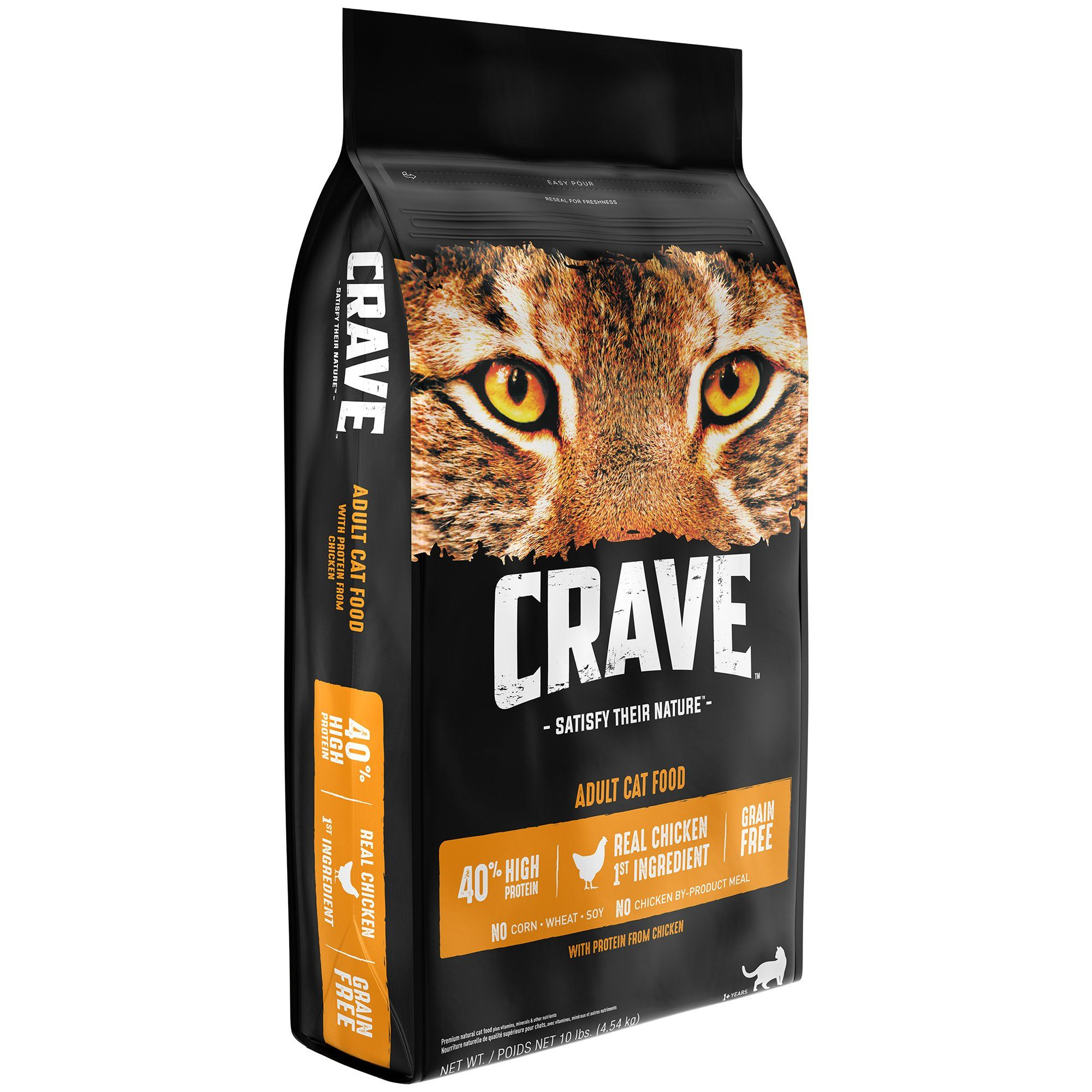 Crave Grain Free High Protein Dry Cat Food Dry Cat Food Best Cat Food Grain Free Cat Food
