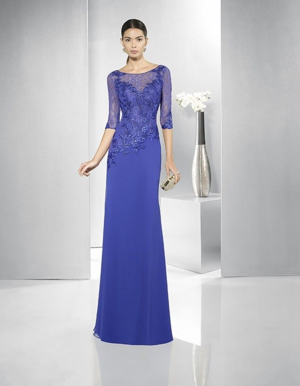 Vestido de fiesta - Couture Club 05C | Odet Saüc | ROPA - Gala y ...