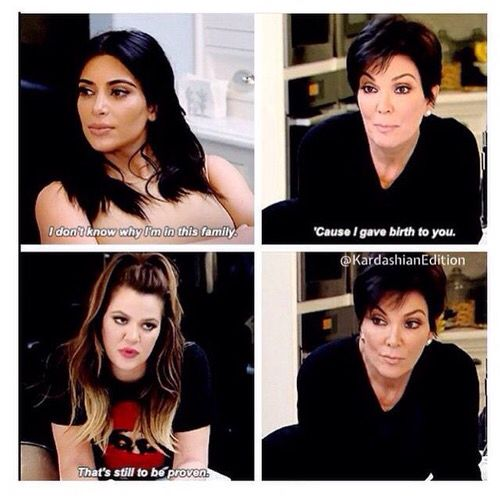 Kardashian Quotes: Keeping Up With The Kardashians