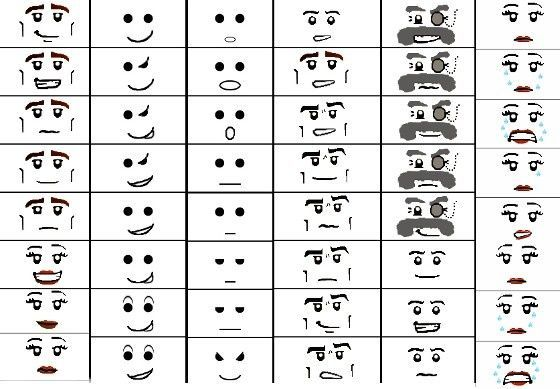 photograph about Lego Faces Printable identified as 30 Wonderful printable lego faces photographs Lego Birthday Social gathering