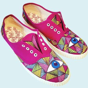 Ou Posca Des 15 Avec Chaussures Customisations De Feutres fwwFqSz