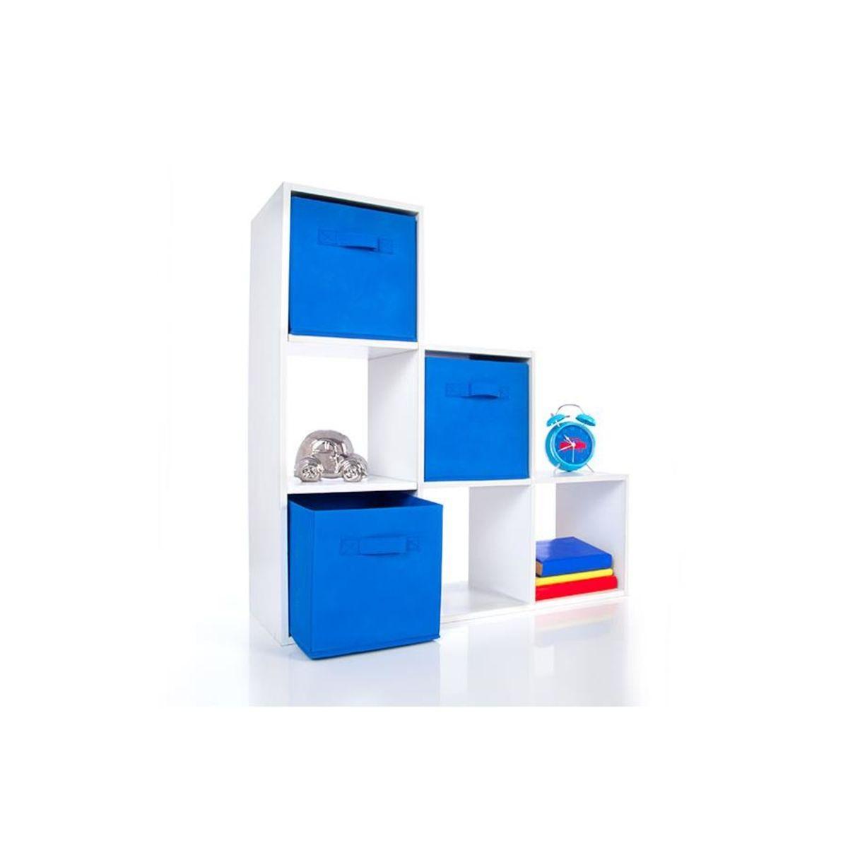 Childrenu0027s 6 Cube Storage Unit | Kmart  sc 1 st  Pinterest & Childrenu0027s 6 Cube Storage Unit | Kmart | Kidu0027s Room | Pinterest ...