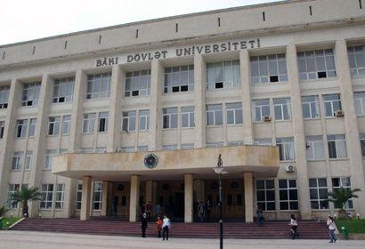 Baku State University Azerbaijan University State University Azerbaijan
