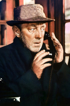 "1958 - Place 4 - Alec Guinness in ""The Horse´s Mouth"""